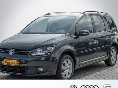 gebraucht VW Touran 2.0 TDI Comfortline DSG *NAVI*PDC*AHK*KLI