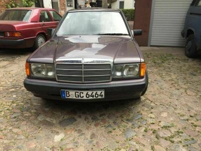 gebraucht Mercedes 190 Mercedes Benz1,8 Motor 5 Gang