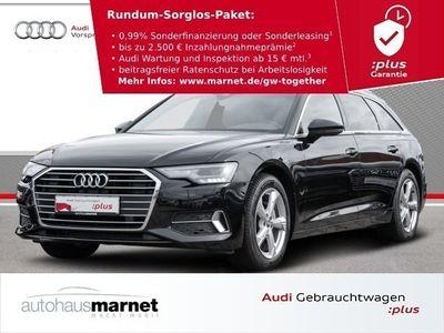 gebraucht Audi A6 Avant sport 40 TDI Navi Rückfahrkamera AHK Panoram