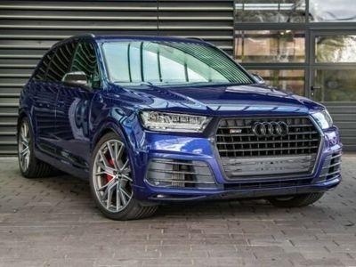 gebraucht Audi SQ7 4.0 TDI quattro * excl. Lackierung*