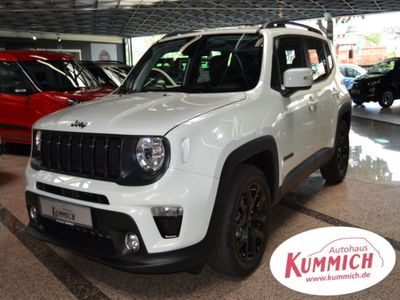 gebraucht Jeep Renegade Night Eagle 1,3 T-GDI 150PS DCT 2WD