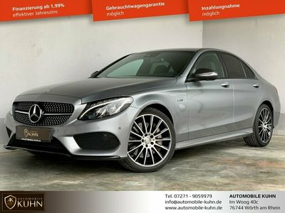 gebraucht Mercedes C43 AMG C 450 AMG /AMG PERFORMANCE CARBON NIGHT 1.H