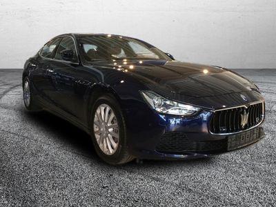 gebraucht Maserati Ghibli 3.0 V6 S Q4 -Ingolstadt