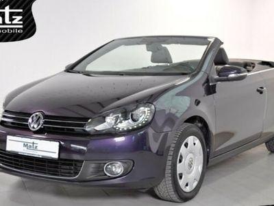 gebraucht VW Golf Cabriolet 2.0 TDI DSG Exclusive*Xenon*Navi