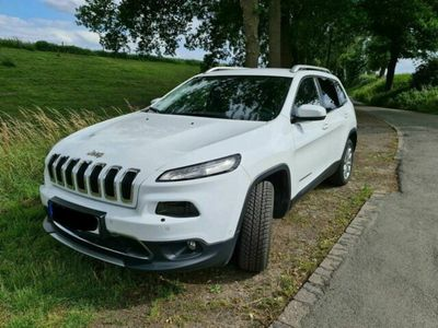 gebraucht Jeep Cherokee 2.0 Multijet Active Drive I Automatik Limited