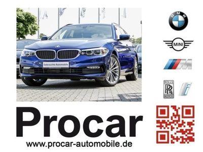 käytetty BMW 530 d xDrive Touring Sport Line Head-Up WLAN Shz