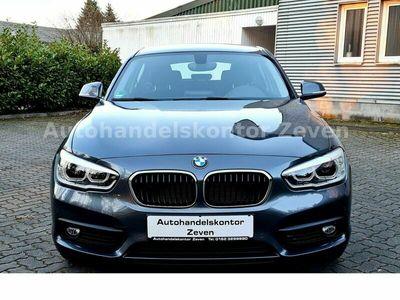 gebraucht BMW 118 Baureihe 1 Lim. 5-trg. d Advantage/Automatik/ als Limousine in Niedersachsen - Zeven