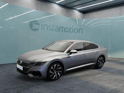gebraucht VW Arteon Arteon2.0 TDI DSG R-Line Pano/Rьckfahrkam/LED/ACC/Navi/Alcantara