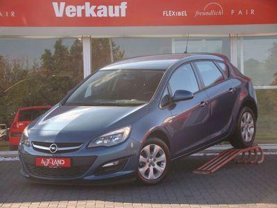 gebraucht Opel Astra 1.4 Turbo Automatik Klima Alu Tempomat