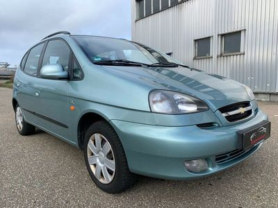 gebraucht Chevrolet Tacuma 1.6 16V SX, Sehr Gepflegt, 58 TKM !!!