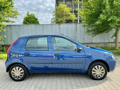 gebraucht Fiat Punto 1.2 SX el.Fenster, Klima,BC