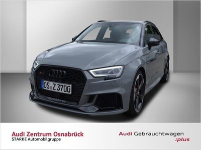 gebraucht Audi RS3 Sportback S-tronic quattro ACC Matrix Pano Op