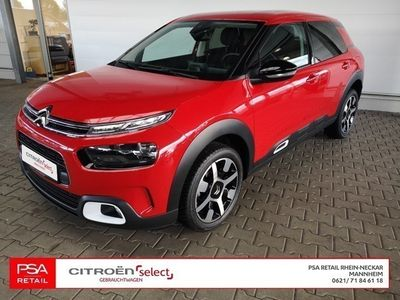 gebraucht Citroën C4 Cactus Shine PureTech 110 S&S EAT6*SH*RF-Kamera*GripContr