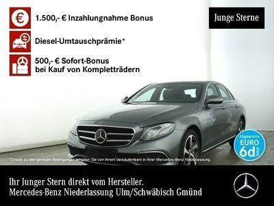 gebraucht Mercedes E400 4M Avantgarde Fahrass WideScreen 360°