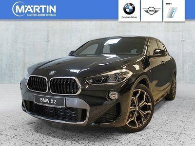 gebraucht BMW X2 sDrive18i M Sport X AHK RFK Head-Up Adapt. Fahrwerk
