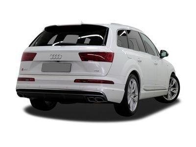 gebraucht Audi SQ7 4.0 TDI Q LM21 PANO 7-SITZE AHK ACC