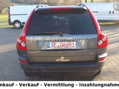 gebraucht Volvo XC90 V8 Summum Geartronic LPG Autogas 7 Sitzer