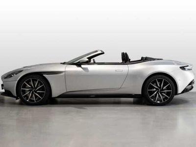 gebraucht Aston Martin DB11 Volante - da kann die Saison kommen -