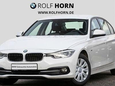 gebraucht BMW 318 d Sport Line Klima LED 18Zoll PDC HIFI EURO 6