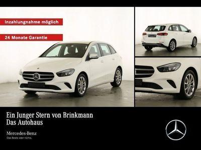 gebraucht Mercedes B200 d PROGRESSIVE/LED/SHZ/PARKTRONIC/KLIMA/NAVI