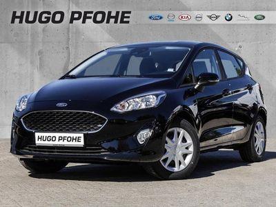 gebraucht Ford Fiesta Cool & Connect 1,1 63kW, 5-türig Klima