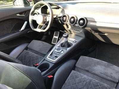 gebraucht Audi TT Roadster 2.0 TDI ultra S-line B&O Leder Xenon