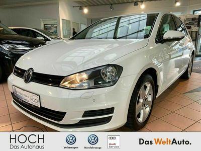 gebraucht VW Golf VII 2.0TDI Navi+Bluetooth+Sitzheizung+PDC