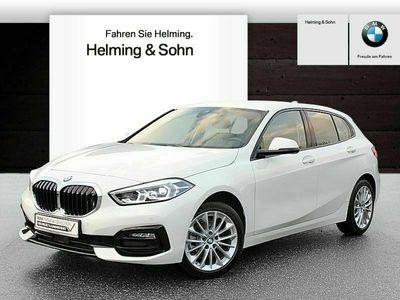 gebraucht BMW 118 d Sport Line AHK LED Klimaauto. Komfortzu.