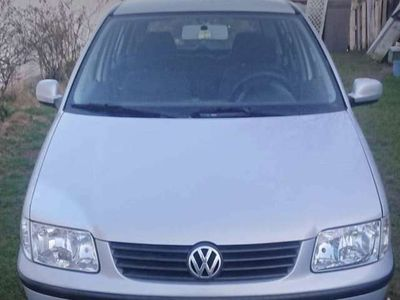 gebraucht VW Polo Polo Wv6N Benzin 1.4