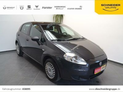 gebraucht Fiat Grande Punto 1.2 8V Basis Radio CD-Player, Klima