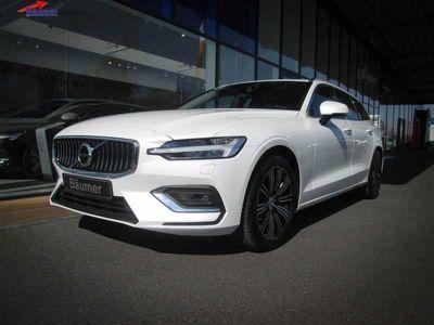 gebraucht Volvo V60 D3 Inscription Geartronic A/T + Navi + LED +