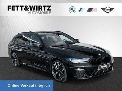 gebraucht BMW 540 d xDrive Tour M-Sport Laser