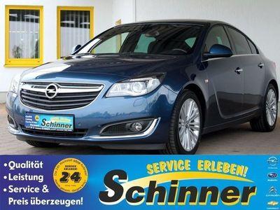 gebraucht Opel Insignia 1.4 Turbo ecoFLEX Start/Stop Sport