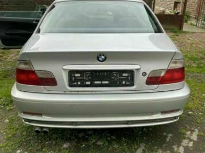gebraucht BMW 325 E46 CI