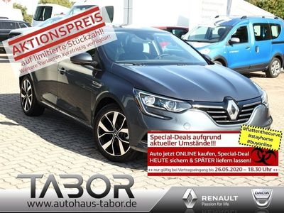 gebraucht Renault Mégane IV 1.2 TCe 130 BOSE ParkingP CruisP PanoD