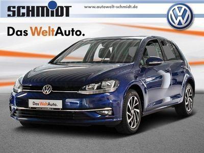 gebraucht VW Golf VII 1.5TSi Join Standh. ACC Navi