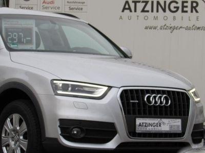 gebraucht Audi Q3 2.0 TDI quattro - Im Kundenauftrag!