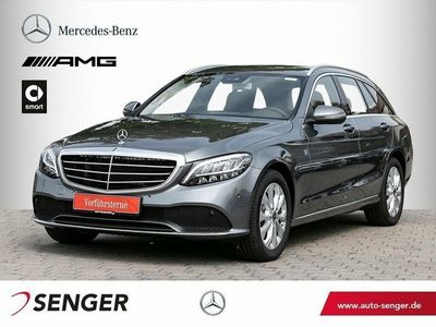 gebraucht Mercedes C220 d T *Exclusive*9G-Tronic*AHK*LED*Navi*PTS*