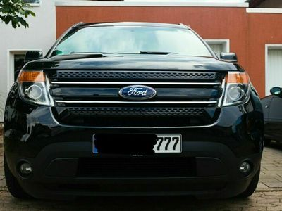 gebraucht Ford Explorer Limited 4WD