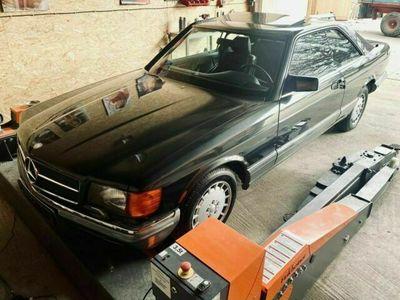 gebraucht Mercedes 420 Mercedes W126 / C126Coupé