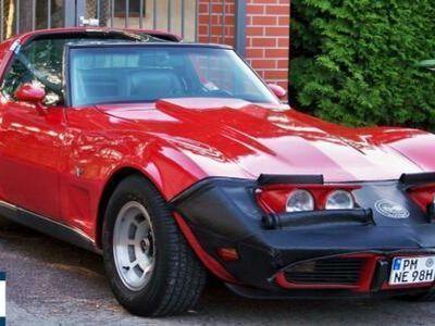 gebraucht Corvette C3 aus Prominentenbesitz