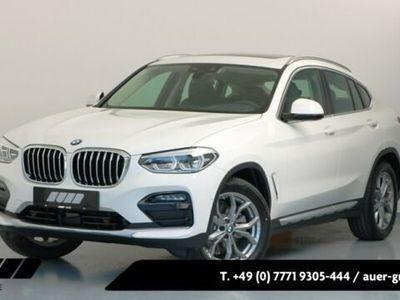 gebraucht BMW X4 xDrive20d SUV Navi LED Pano HUD UPE 69239