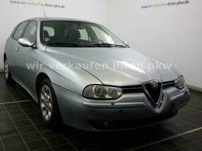 gebraucht Alfa Romeo 156 Alfa Sportwagon 2.4 JTD Distinctive