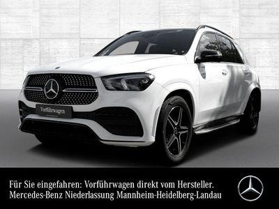 gebraucht Mercedes GLE450 AMG 4M AMG Line Pano Multibeam Burmester AHK