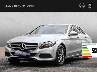 gebraucht Mercedes C220 C-KlasseAvantgarde ILS-LED AHK