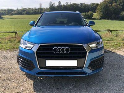 gebraucht Audi Q3 sport 2.0 TDI 110 kW (150 PS) S tronic