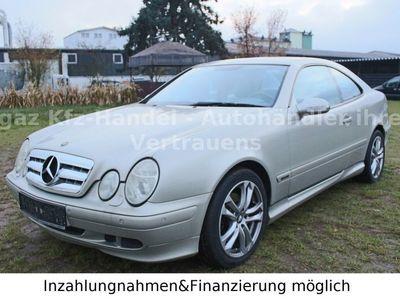 gebraucht Mercedes CLK320 AMGdesigno/Memory/Navi/Automatik/Glasdach