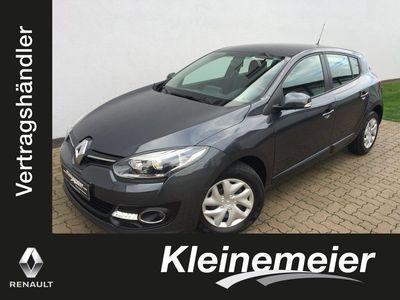 gebraucht Renault Mégane Paris 1.2 TCe 115*Navi*Bluetooth*Klima*