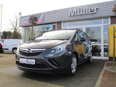 gebraucht Opel Zafira Tourer 1.6 CDTI SHZ AHK