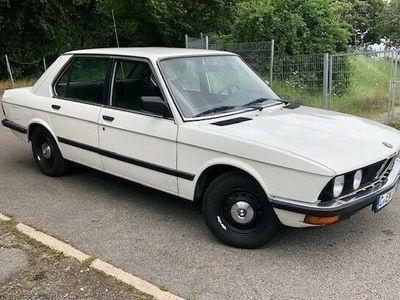 gebraucht BMW 518 -- E28 -- mit TÜV und H-Zulassung